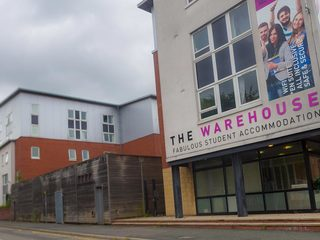 Warehouse Apartments