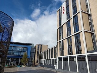 VITA Student Edinburgh Fountainbridge